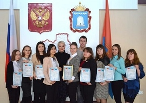 Студентка ТГУ заняла второе место в областном конкурсе, по соблюдению прав человека
