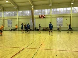 Тамбовские волейболисты набрали в Смоленске 11 очков из 12