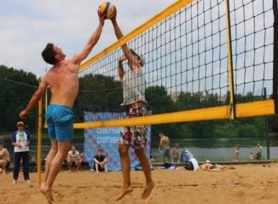9 и 10 июля сотрудники и ветераны МВД и МЧС в Тамбове будут соревноваться в пляжном волейболе