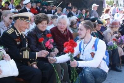 Тамбовских студентов приглашают стать волонтерами для организации парада на Красной площади