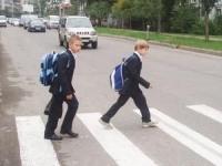 Дети на дороге. Печальная статистика