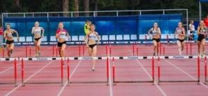Мичуринская бегунья Лилия Сологуб – бронзовый призер молодежного первенства России по легкой атлетике