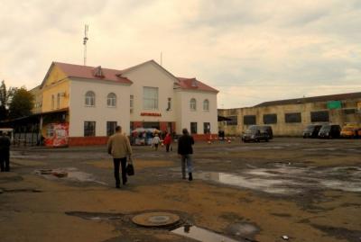Ремонт автовокзала «Северный» оказался не по карману городу