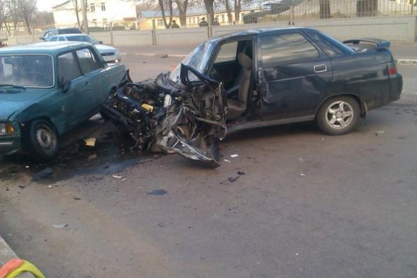 Тамбовская область - на 12 месте в ЦФО по числу дорожных аварий