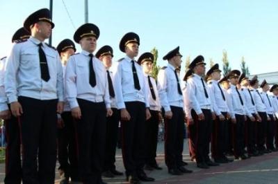 В тамбовском многопрофильном кадетском корпусе впервые выпущен полицейский класс
