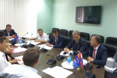 """Региональные власти нашли выход из кризисной ситуации, которая сложилась на """"Моршанскхиммаш"""""""
