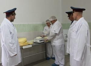 В Тамбовской области заключённые будут производить масло и творог