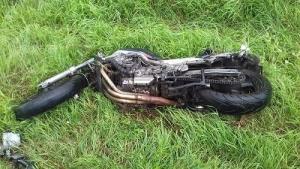 В Мордовском районе перевернулся мотоцикл: один человек погиб