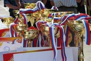 Тамбовские самбисты-динамовцы привезли медали из Смоленска