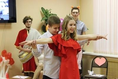 Студенты в Тамбове устроили рыцарский турнир