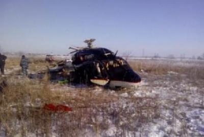 В Тамбовской области вынесли приговор командиру рухнувшего вертолета