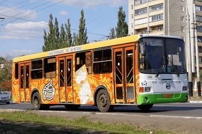 С 14 августа в Тамбове изменилось время движения дачных автобусов