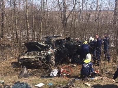 Участником смертельной аварии под Тамбовом стал экс-депутат Алексей Поздняков