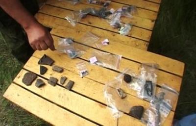 В селе Бокино студенты истфака ТГУ начали археологические раскопки