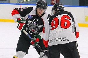 """Хоккеисты """"Тамбова"""" сыграли с болельщиками вничью"""