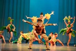 Тамбовский ансамбль бального танца сделает очередной взнос в региональное отделение Детского фонда
