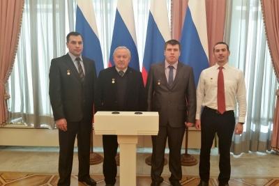 Коллектив ученых из ТГТУ получил премии Правительства РФ