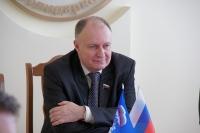 Алексей Плахотников стал главой администрации города Котовска