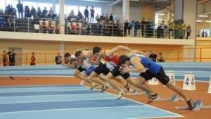 Тамбовский бегун Артем Сушарев пришел вторым на 60-метровой дистанции и третьим на 200-метровой на первенстве страны по легкой атлетике