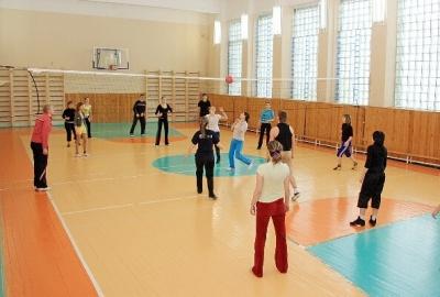 1 сентября в восьми сельских школах региона откроются обновлённые спортзалы