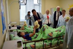 В Тамбове открыли хирургический корпус детской областной больницы