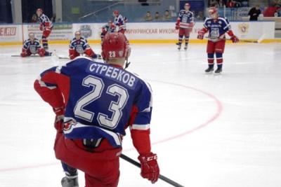 """Хоккеисты """"Державы"""" проиграли в матче за """"бронзу"""" Студенческой лиги"""
