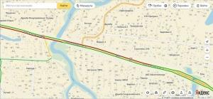 Тройное ДТП на Рассказовском шоссе в Тамбове парализовало движение транспорта