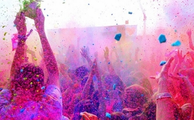 Любителей ярких красок приглашают на ColorFest в Тамбове