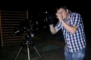 Моршанцам покажут Луну и Юпитер