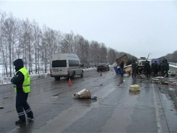 Отсчет жертв на дорогах области