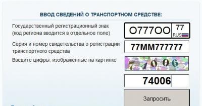 Запущен онлайн-сервис ГИБДД для проверки водительских прав