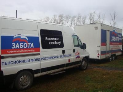25 июня автопоезд «Здоровье» приедет в Мичуринск