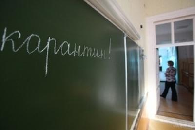 Тамбовские школы приостанавливают занятия из-за роста заболеваемости