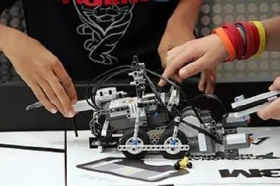 В Тамбове прошла роботехническая олимпиада