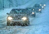 Снег на дорогах Тамбова – дополнительный фактор опасности движения автотранспорта и пешеходов