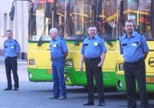 С 1 апреля водители общественного транспорта в Воронеже начнут работать в униформе
