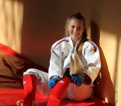 Тамбовская самбистка Екатерина Хрунина – бронзовый призер Чемпионата России