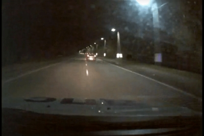 В Мичуринске для задержания водителя полицейским пришлось открыть огонь
