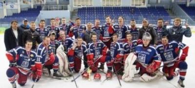 Хоккейная дружина ТГУ - первая в дивизионе «Центр» в чемпионате СХЛ