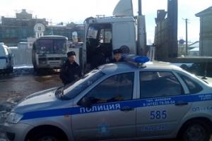 Сотрудники Росгвардии задержали автоугонщика