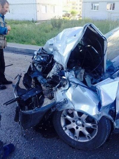 В результате ДТП на улице Свободной в Тамбове водитель Audi попал в реанимацию