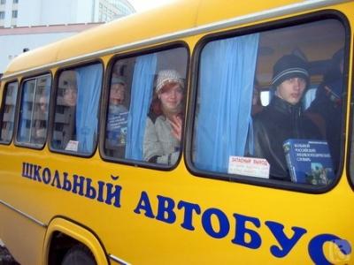 Пьяный за рулем школьного автобуса