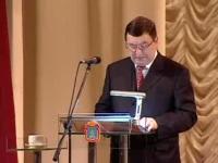 Олег Бетин примет участие в заседании Госсовета РФ