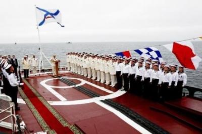 Сегодня - День Балтийского флота