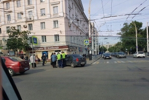 В ГИБДД назвали самые опасные перекрестки в Тамбове