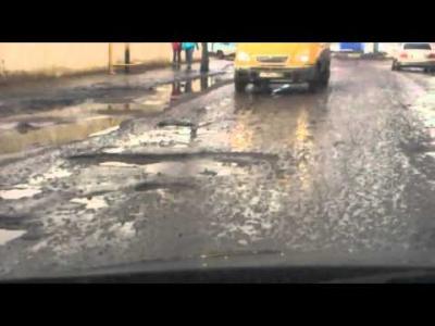 Мичуринские власти озаботились качеством городских дорог