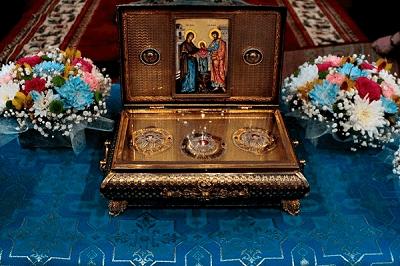 В Тамбов прибудет частица Пояса Пресвятой Богородицы