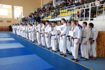 Завтра в Тамбове откроется Всероссийский турнир по дзюдо