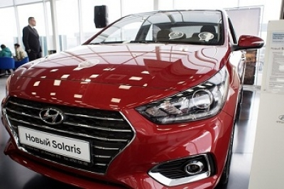 Новая модель Hyundai Solaris стала мощнее и безопаснее