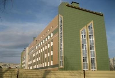На завершение хирургического комплекса Тамбовской детской больницы Кабмин выделил свыше 280 миллионов